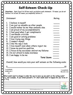 Self Esteem Building Small Group Counseling Lesson Plans and Workbook This small group counseling resource contains self esteem games, self esteem activities, task cards, and worksheets to help children ages 9 to 14 learn how to value their worth and gain Self Esteem Activities, Self Esteem Worksheets, Therapy Worksheets, Counseling Activities, Group Counseling, Counseling Worksheets, Self Esteem Kids, Group Therapy Activities, Cbt Worksheets