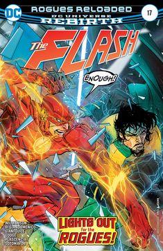 The Flash (2016) #17 #DC @dccomics #TheFlash (Cover Artist: Carmine Di Giandomenico) Release Date: 2/22/2017