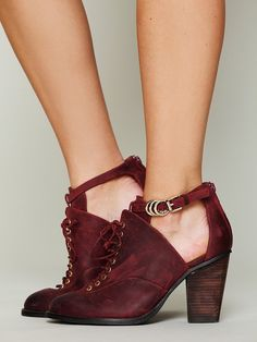 Need these if they restock!! Jeffrey Campbell Disband Ankle Boot at Free People Clothing Boutique
