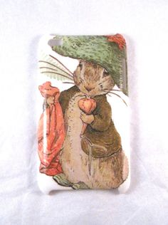 Peter Rabbit Benjamin iPhone 6 or iPod Touch Case ef6739866172c