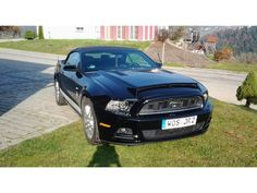 Ford Mustang Automatik 309 PS