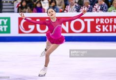 Satoko Miyahara of Japan competes during Day 6 of the ISU World Figure Skating Championships 2016 at TD Garden on April 2, 2016 in Boston, Massachusetts.
