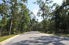 The streets in Churchill Oaks consist of 8″ of Bahama Rock road base and 2.5″ of asphalt.  The owner's investment in excellence results in longer life and lower association dues.  Curbing in Churchill Oaks consist of 4,000 psi concrete reinforced with steel bars at the entrance and other high traffic areas .