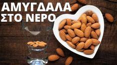 Αμύγδαλα Στο Νερό Κάθε Πρωί - 8 Απίστευτα Οφέλη Για Υγεία & Κιλά Superfoods, Almond, Health Fitness, Diet, Breakfast, Youtube, Morning Coffee, Super Foods, Almond Joy