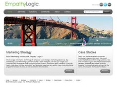 Services - Web Design/Development | Empathy Logic
