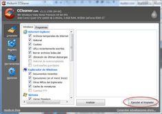 CCleaner es una herramienta que te ayuda a limpiar optimizar y acelerar tu PC. Tiene la habilidad de eliminar archivos innecesarios que gastan espacio. Te ayuda a limpiar y reparar los registros que causan que tu PC tarde al iniciar.  El siguiente enlace te lleva a un tutorial que te muestra cómo usar CCleaner para limpiar y optimizar tu PC.    http://www.cursodecomputacionbasica.com/ccleaner-espanol