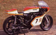 tr 750 Barry Sheene