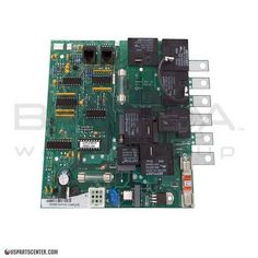 Balboa Generic Circuit Board - Duplex Analog With Serial Ports (51230)