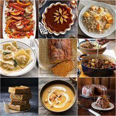 Pumpkin spice season has arrived! Celebrate with our pumpkinpalooza—get your pumpkin spice fix with a month's worth of pumpkin recipes.