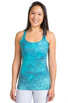 fea284a9cb6a9 Inner Fire Deer Love Graphic Racerback Yoga Tank Top ExtraSmall -- You can  find more