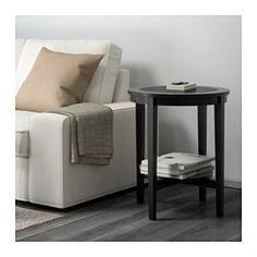IKEA - MALMSTA, Table d'appoint, , Tablette pratique pour ranger magazines ou autres, permet de faire place nette sur la…