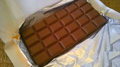 Cómo hacer un saludable chocolate casero en tableta - Vida Lúcida Healthy Desserts, Healthy Cooking, Cooking Recipes, Food, Gluten, Bananas, Candies, Natural, Dairy Free