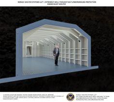 s16x40 Bomb Shelter Interior 3