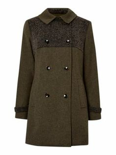 Linea Weekend Ladies wool mix fabric coat  Product code: D408441  Now £ 84.00  Was £ 140.00  http://www.houseoffraser.co.uk/Linea+Weekend+Ladies+wool+mix+fabric+coat/184049045,default,pd.html