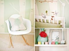 Baby Cayden's nursery