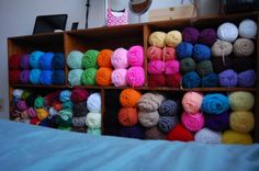 I'm Hooked!: Yarns In Bed