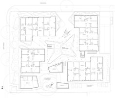 Image 14 of 14 from gallery of Broadway Housing / Kevin Daly Architects. Site Plan