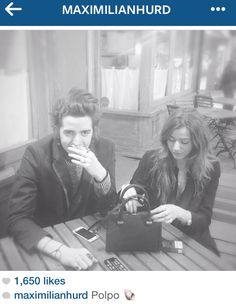 Eleanor and Max