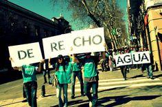 Caminata por el Derecho Humano al Agua http://ongawaenmovimiento.wordpress.com/2014/03/18/caminata-por-el-derecho-humano-al-agua/