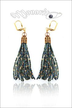 Hey, I found this really awesome Etsy listing at https://www.etsy.com/listing/221975031/tassel-earrings-elegant