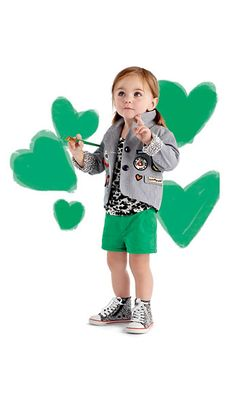 love this DVF for Gap Kids outfit. I can still buy Gap Kids XXL tops and dresses, right?
