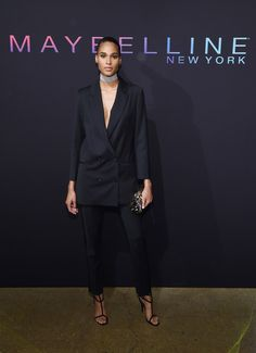 Cindy Bruna Photos Photos - Model Cindy Bruna attends the Maybelline New York NYFW Kick-Off Party on September 8, 2016 in New York City. - Maybelline New York NYFW Kick-Off Party
