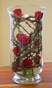 bloemcreativiteit in een vaas