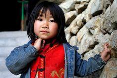 Miao Girl  | China photo mooi meisje