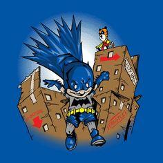 Batman mashup   Calvin and Hobbes   Pinterest