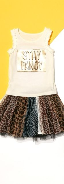 """Stay Fancy"" 