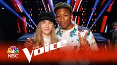 The Voice 2015 - Pharrell: Reigning Champ (Digital Exclusive)