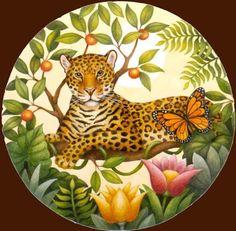 Leopard ~*~ Stephanie Stouffer