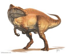 acrocanthosaurus - Buscar con Google