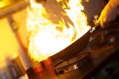 Vino e cucina: Flambe