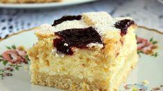 Vanilla Cake, Cheesecake, Food, Kuchen, Cheesecakes, Essen, Meals, Yemek, Cherry Cheesecake Shooters