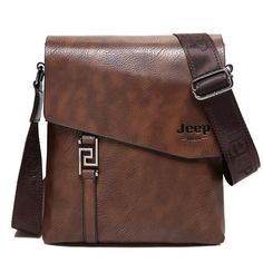 9e686eff75 Jeep Briefcase Business Briefcase, Fashion 2017, Fashion Men, Crossbody  Shoulder Bag, Crossbody