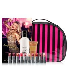 Interested in Avon – check out our eStore http://www.youravon.com/tracymccoy