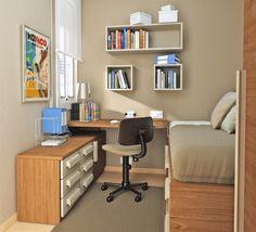 50 Thoughtful Teenage Bedroom Layouts | Interior Design