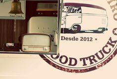 Arroz carreteiro food truck com seu estilo retrô