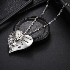 Ladies lovers Gift Antique Silver Plt Double Infinity Pendant Necklace Men C