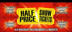 Tix4Tonight | Half Price Tickets and Las Vegas Discounts for You