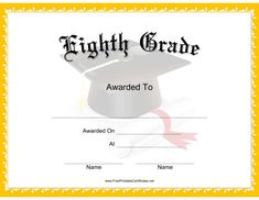 Certificate Borders Free Download Impressive This Diploma For Completion Of A Course Of Study Shows Two Graduates .