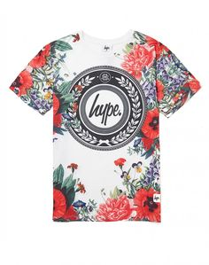 Hype Floral t-shirt - that should be mine!