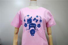 カスタムTシャツ デザイン:タンポポ | Original design T-shirt