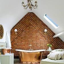 Bad unter Dachschräge