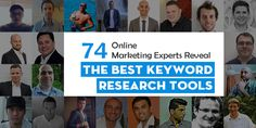 The Best Keyword Research Tools As Voted by 74 Experts