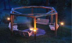 Gemeinsam mit allen um eine Feuerstelle sitzen, ist vielleicht der ultimative Genuss im Sommer. Genug Möglichkeiten, um so etwas im Garten zu verwirklichen. Und wenn Du es wirklich angehen möchtest, ist dieses Projekt wahrscheinlich genau das rich...