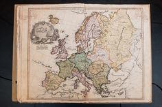 FOUND: A Very Early and Very Rare Ottoman Atlas | Atlas Obscura