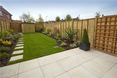 3 bedroom terraced house for sale in Imperial Road, Windsor, Berks, - Rightmove. Small Garden With Shed, Small Garden Layout, Garden Bed Layout, Small Back Gardens, Small Garden Landscape, Landscape Design, Back Garden Design, Backyard Garden Design, Back Garden Ideas Budget