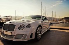 #car #white #bentley #cars
